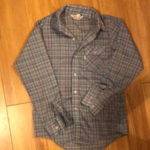 Cutest best fitting vintage Levi's shirt